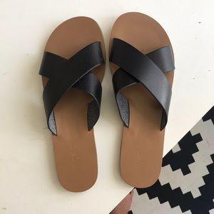 J Crew Sandals!
